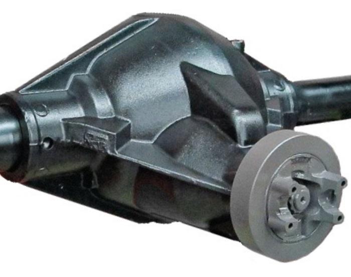Axle Builder   GM 10 5